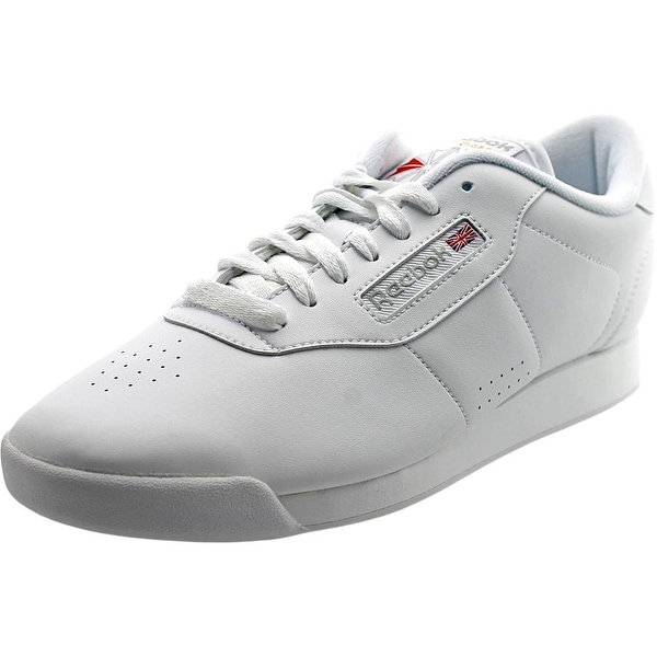Reebok Princess Women Round Toe Synthetic White Sneakers