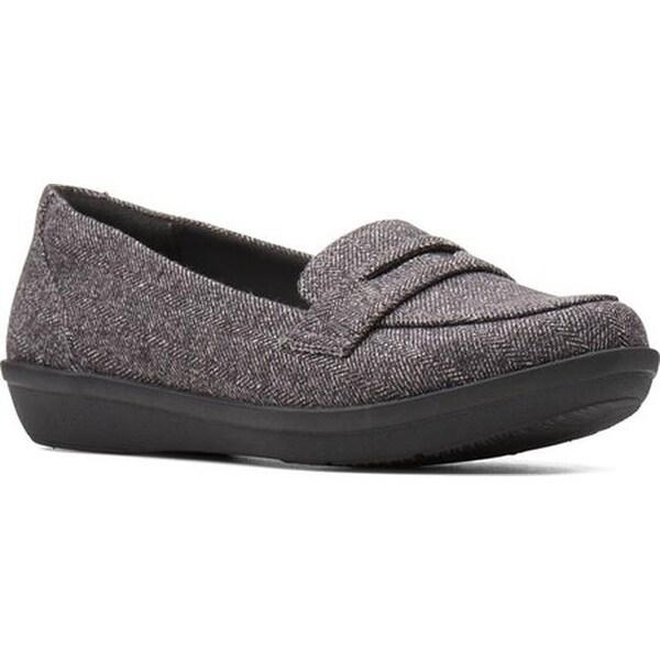 Women/'s Clarks® Medora Bella Dk Brown Nubuck Lace-Up Oxfords Med Widths Shoes Sz