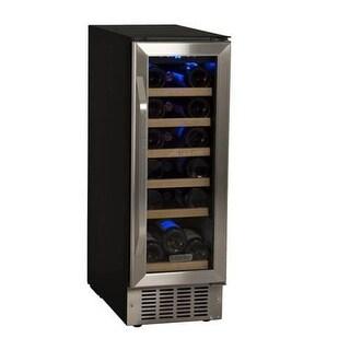 EdgeStar CWR181SZ 12 Inch Wide 18 Bottle Built-In Wine Cooler