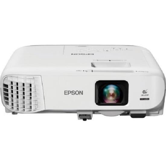 Epson - Powerlite 700U Ultra- Short Throw Laser Projector, Wuxga, 3Lcd