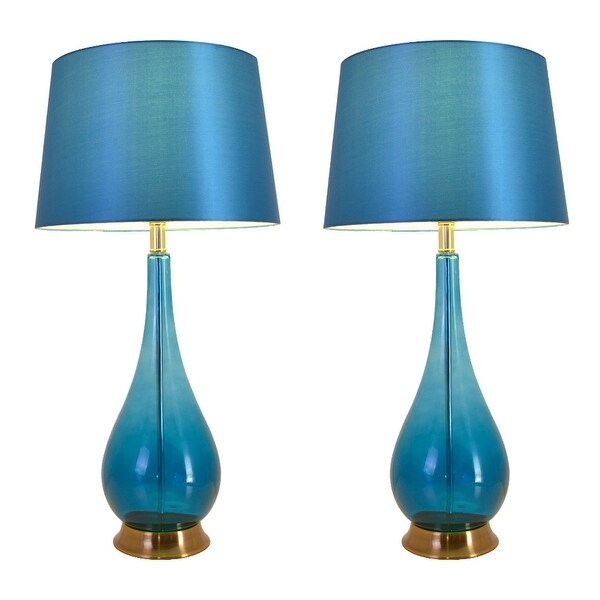 "Tulip Big 30"" Table Lamp (Set of 2). Opens flyout."