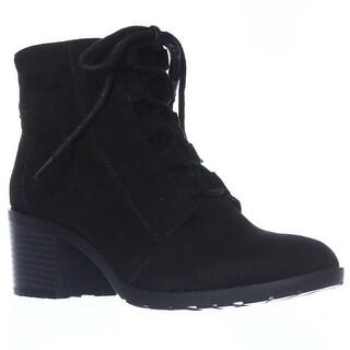 Anne Klein Kadey Ankle Boots, Black