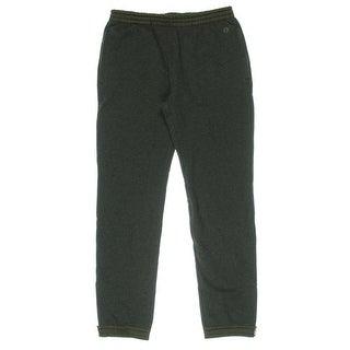 Z Zegna Mens Cotton Contrast Trim Sweatpants - M