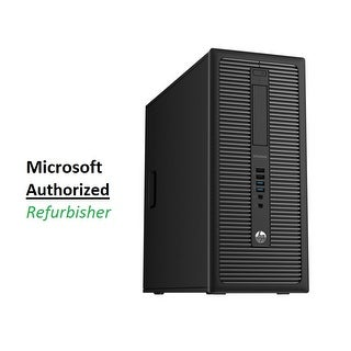 HP 800 G1 i7 3.4 GHz 16GB 2TB Wind 10 Pro WiFi GEN 4 Refurbished