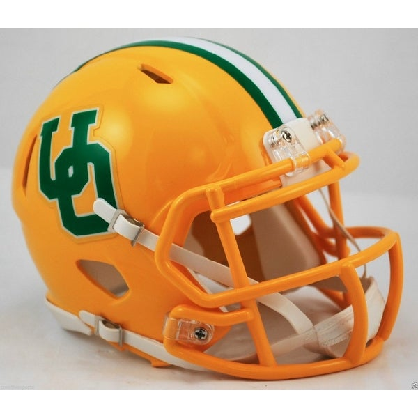 newest 40347 c3202 Oregon Ducks Throwback Riddell Speed Mini Football Helmet