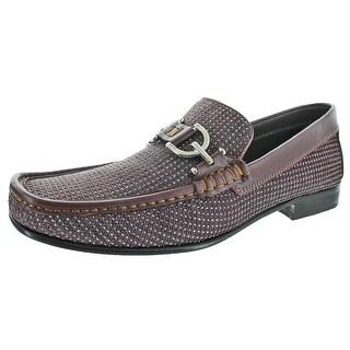 Donald J Pliner Dacio Men's Loafer Dress Shoes