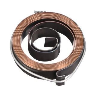 Drill Press Spring Quill Feed Return Coil Spring Assembly 1540mm 52x12x0.7mm - 1pcs x (0.7 x 12 x 1540mm)