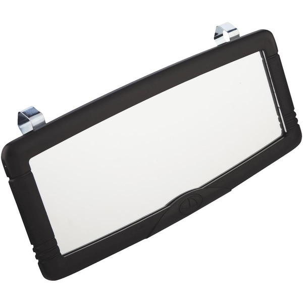 Custom Accessories Deluxe Visor Mirror