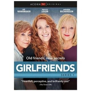 Girlfriends (2018 TV Series), Series 1 - DVD