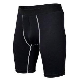 Men's All-Weather Compression Shorts Base Layer Leggings, Tights Best for Workouts, Running, Weight Training, Cycling