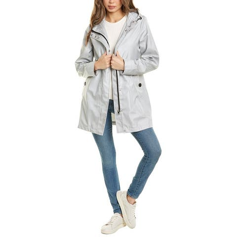 Nvlt Medium Hooded Rain Jacket