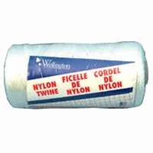 Wellington 10475 Nylon Seine Twine, 1400, White