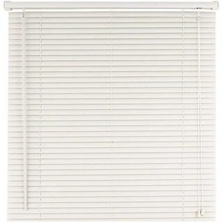 Lotus & Windoware 35X72 White Mini Blind 3572W Unit: EACH