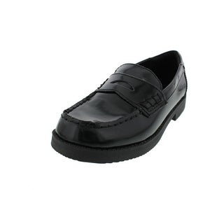 Kenneth Cole Reaction Boys Loaf-Er Patent Leather Penny Loafers - 13
