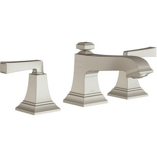 American Standard 7455.801  Town Square S 1.2 GPM Widespread Bathroom Faucet with Pop-Up Drain Assembly