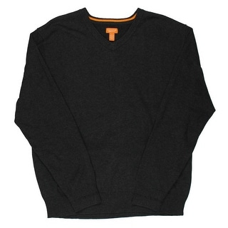 Savane Mens KNit Long Sleeve Pullover Sweater - L