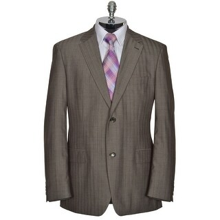 Hugo Boss Mens Super 120s Wool Sportcoat 42R Pasolini-Movie Sport Coat