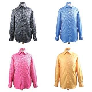 Men's Trendsetting Formal Shirt (More options available)