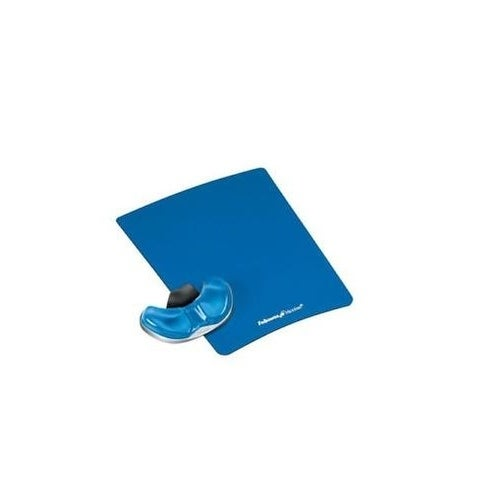 Fellowes 9180601 Gliding Palm Support With Microban Protection