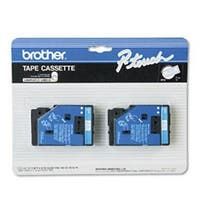 "Brother International - Tc22 - 2Pk 1 2"" Blue On White"