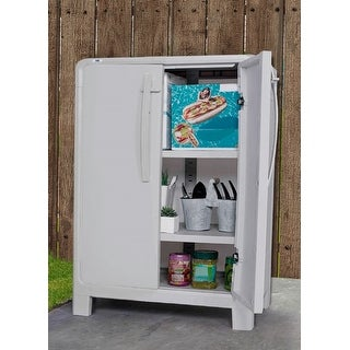 Link to MQ Eclypse Medium  Multipurpose Cabinet Similar Items in Storage & Organization