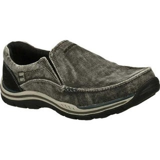 Skechers Men's Relaxed Fit Expected Avillo Black