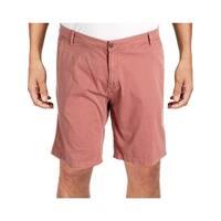 Weatherproof Mens Casual Shorts Pattern Flat Front