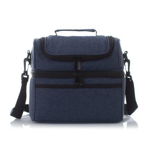 Double Decker Cooler Bag