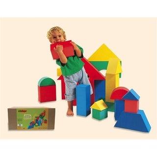 Edushape 700145 Giant Blocks - Set Of 16