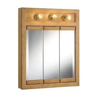 Oak Finish Bathroom Cabinets Amp Storage For Less Overstock