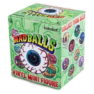 Madballs Blind Boxed Mini Vinyl Figure Series