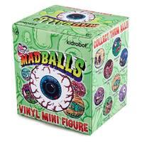 Madballs Blind Boxed Mini Vinyl Figure Series - multi