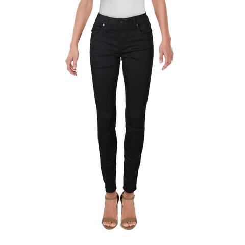 Joe's Jeans Womens Honey Skinny Jeans Mid-Rise Curvy - Viktoria