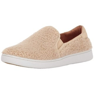 Ugg Womens Ricci Faux Fur Closed Toe Mules