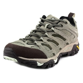 Merrell Moab Ventilator Women Round Toe Synthetic Gray Hiking Shoe