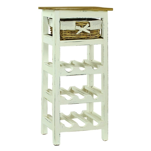 Monet White Wine Rack. Opens flyout.