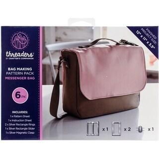 Crafter's Companion Threaders Bag Making Kit-Messenger
