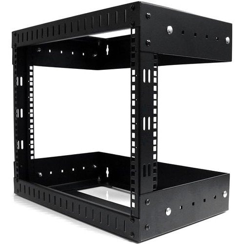 Startech Rk812walloa 8U Open Frame Wall Mount Equipment Rack