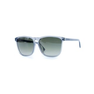 Saint Laurent Womens SL27F Silver Tinted Lense Squared Sunglasses