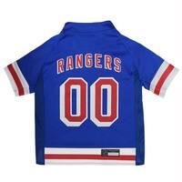 New York Rangers Pet Jersey - XL