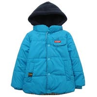 Richie House Boys' Padding Jacket with Attached Hood