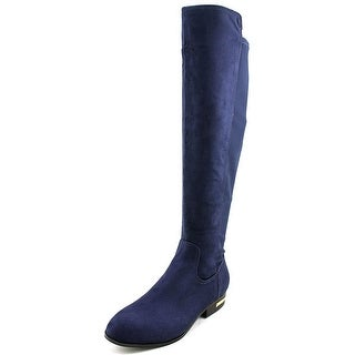 Marc Fisher Pheonix 2 Women  Round Toe Synthetic Blue Knee High Boot