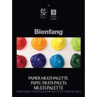 """Bienfang Multi-Palette Paper Pad 9""""X12""""-50 Sheets"""