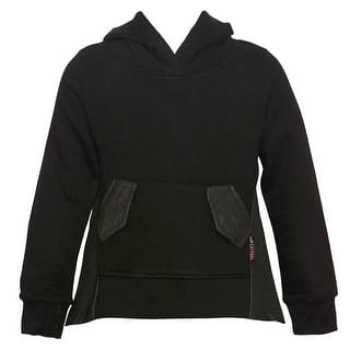 Little Girls Black Hi-Low Front Patch Detail Hooded Long Sleeved Top 4 https://ak1.ostkcdn.com/images/products/is/images/direct/8fcf89529931c3b9ad865c6e3c04b5e1f581fe13/Little-Girls-Black-Hi-Low-Front-Patch-Detail-Hooded-Long-Sleeved-Top-4.jpg?impolicy=medium