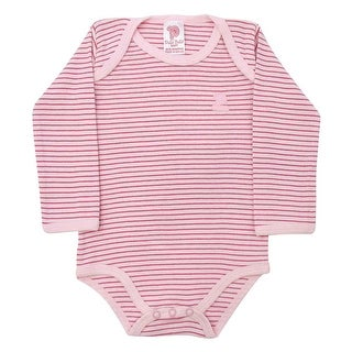 Baby Bodysuit Unisex Infants Striped Bodysuit Style Pulla Bulla Sizes 0-18 Months (More options available)
