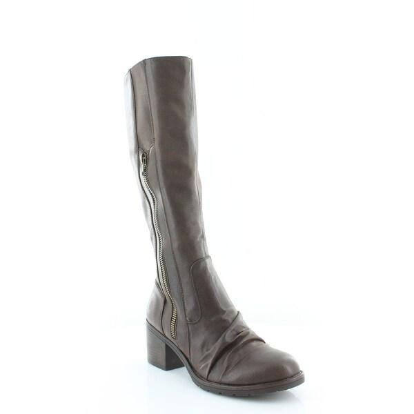 BareTraps Dallia Women's Boots Dk Brown - 8.5