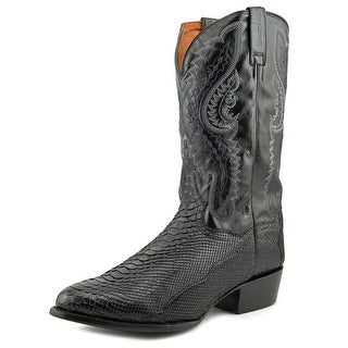 Dan Post DPP3037 Round Toe Leather Western Boot