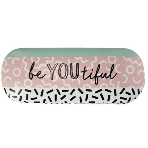 Sass & Belle Be You Tiful Print Glasses Case - one size