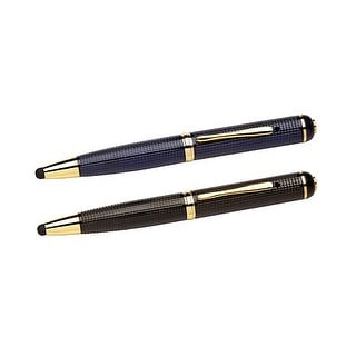 Q-See 2 Pack 720p HD DVR Camera Pens with 16GB SD Card