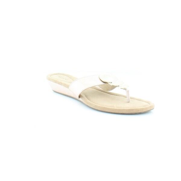 Alfani Fleurr Women's Sandals & Flip Flops Quartz